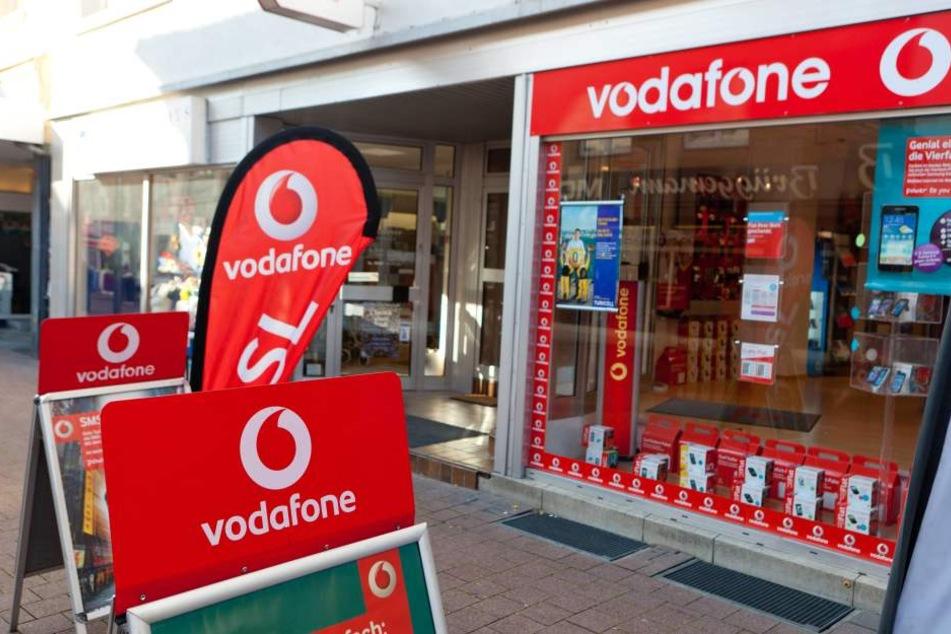 """Keine gut durchdachte Werbeaktion: Vodafone ist mit den """"Behördenbriefen"""" ordentlich ins Fettnäpfchen getreten."""