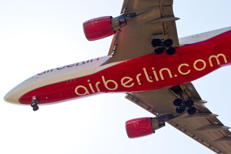 Air-Berlin ringt um einen Rettungsplan. Nächste Woche sollen die Geschäftszahlen bekanntgegeben werden.