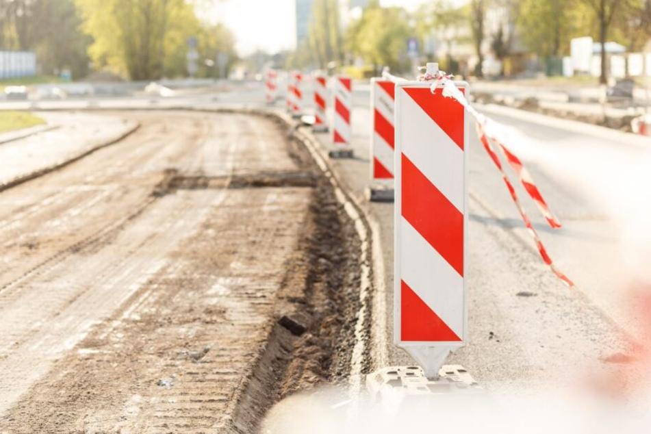 Achtung, Baustellen! Diese Straßen werden jetzt gesperrt