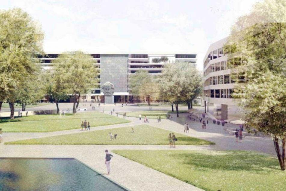 Chemnitz: Stadthallenpark wird nicht bebaut!