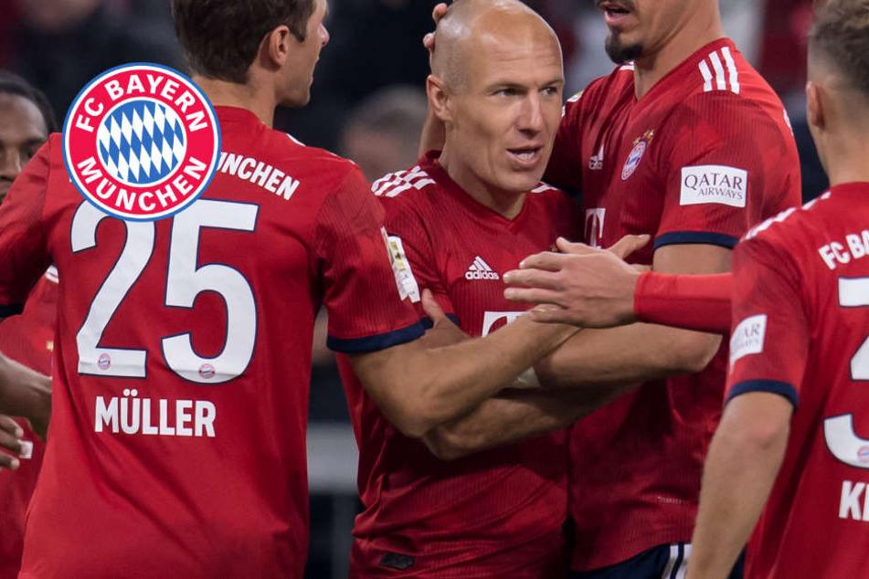 Schwächelnde Bayern? Robben: Keine Schande, das zuzugeben