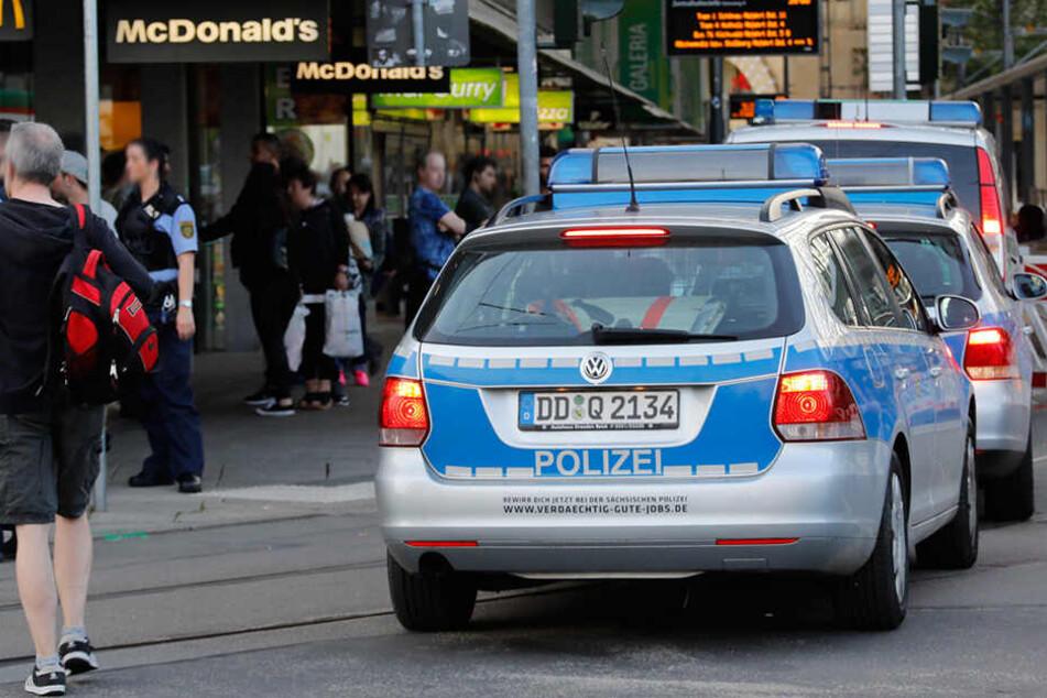 Der Angriff passierte im Bereich Rathausstraß/Bahnhofstraße.