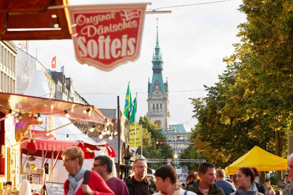 Hamburg beerdigt nach Jahrzehnten still und leise das Alstervergnügen