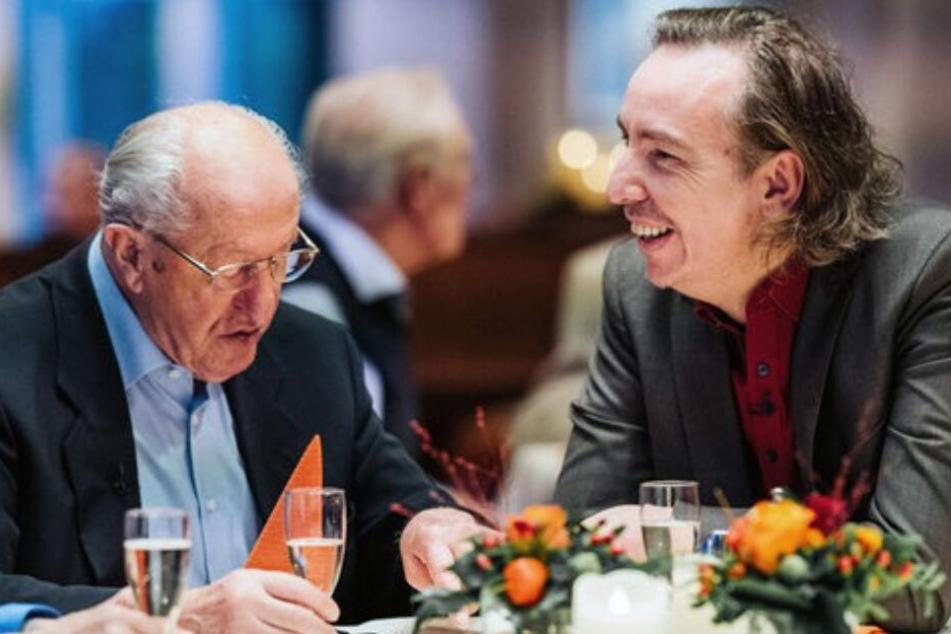 Olli Schulz wagt ungewöhnliches Experiment in Seniorenresidenz