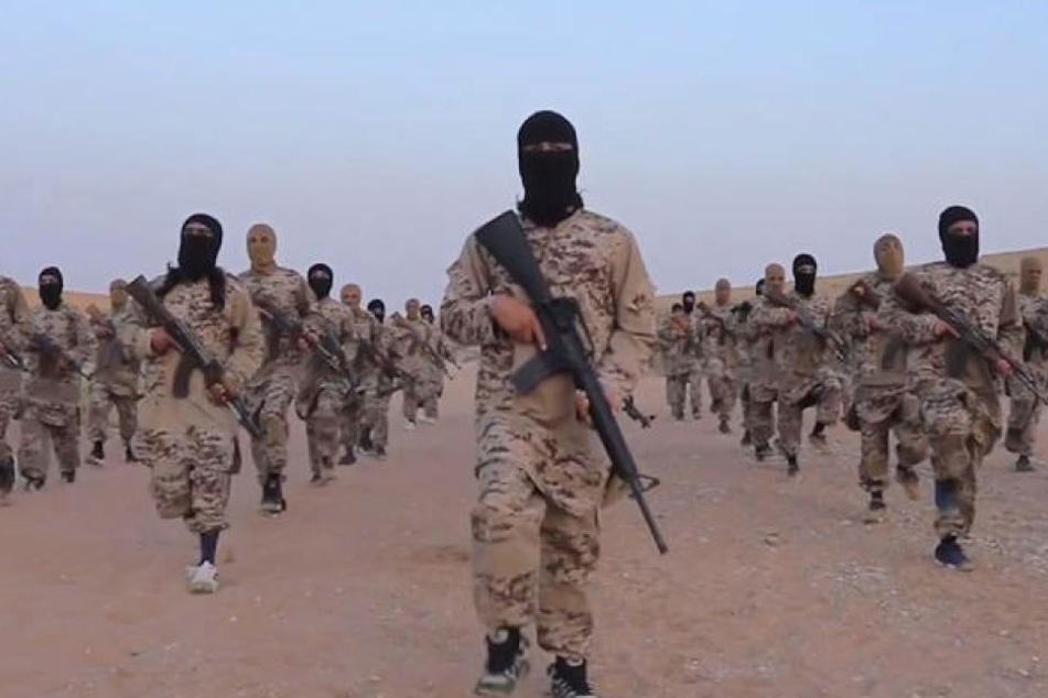 Lamia K. wurde verurteilt, weil sie sich dem IS angeschlossen hat.