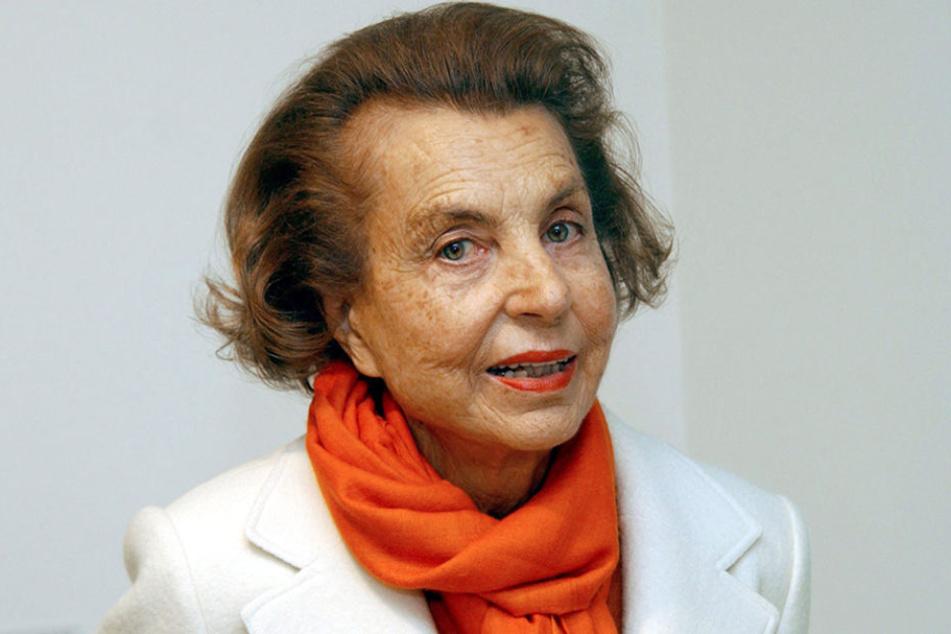 Die lebenslustige Erbin Liliane Bettencourt (✝ 94) stand jahrelange im Mittelpunkt von Affären, die in Frankreich viele Schlagzeilen machten.