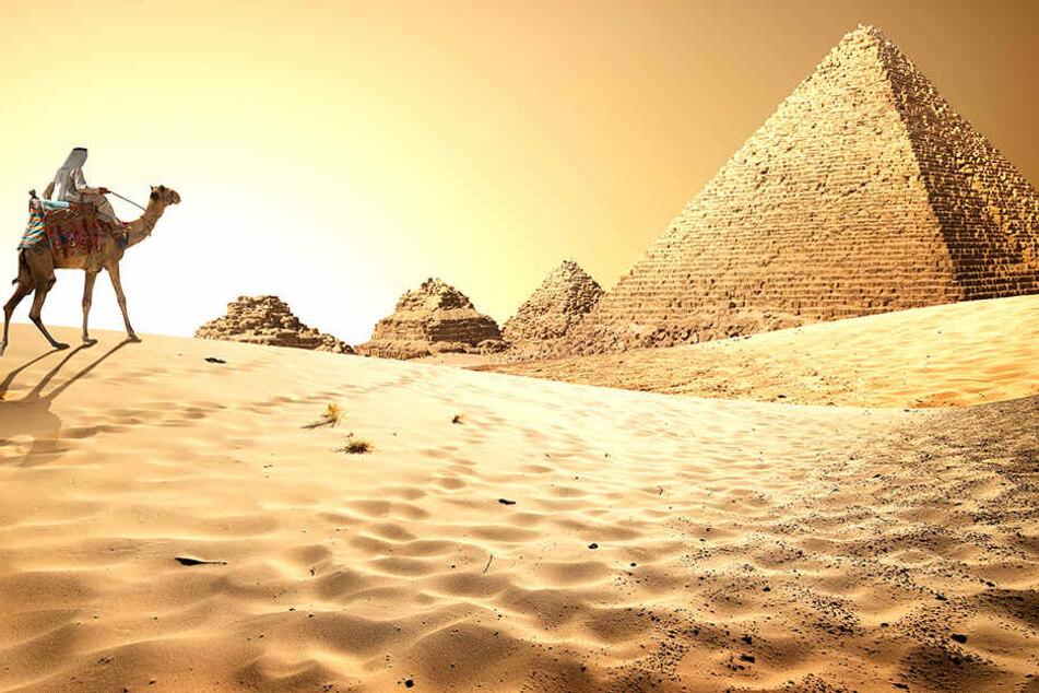 Eine Reise ins sonnige Ägypten ließ sich der angeblich todkranke Mann finanzieren.