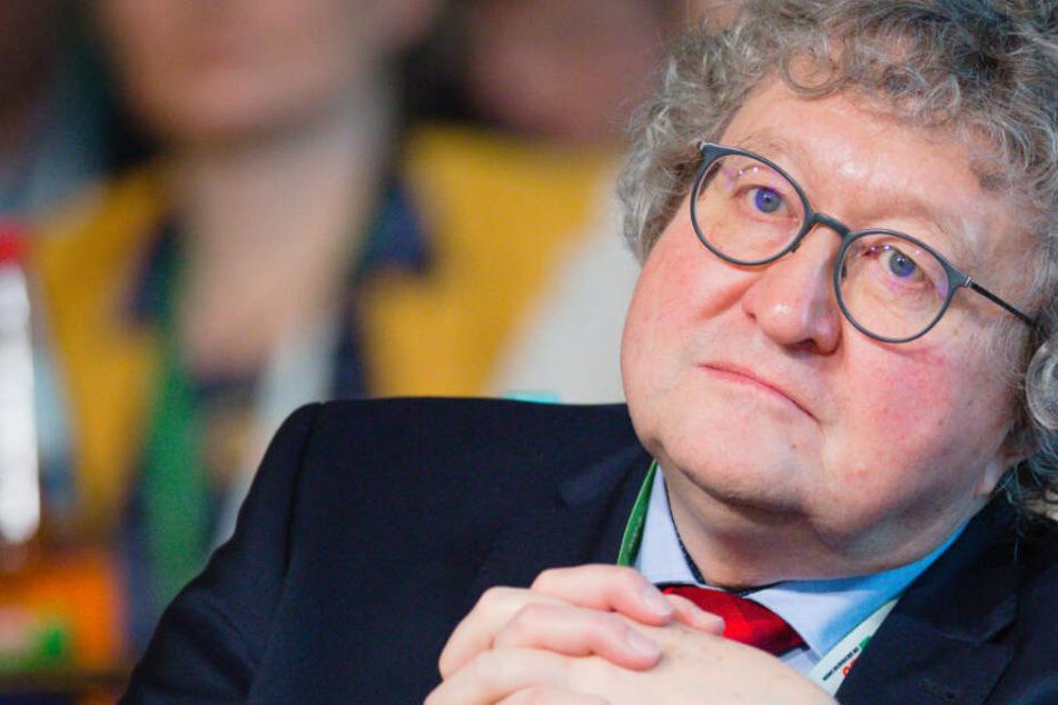 Werner J. Patzelt: Darum greift außer der AfD keiner mehr die Grünen an