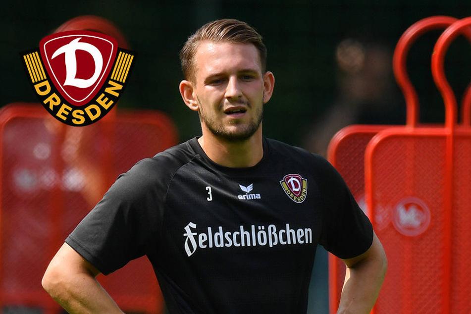 Dynamo leiht Marc Wachs nach Osnabrück aus