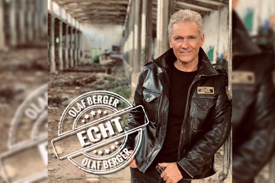 """Vor wenigen Tagen veröffentlicht: Olaf Bergers Single """"Echt"""" inklusive Video."""