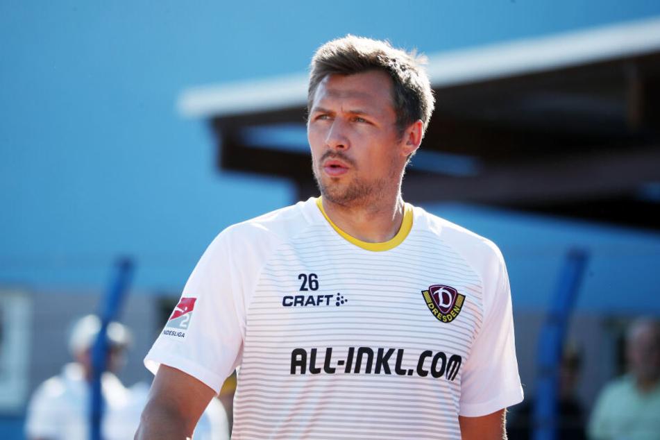 Sören Gonther wechselt zu den Veilchen, er unterschrieb am Samstagvormittag einen Vertrag bis 2021.