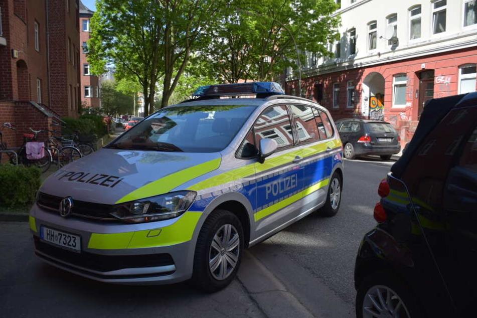 Die Polizei konnte den Tatverdächtigen schnell ermitteln und festnehmen.