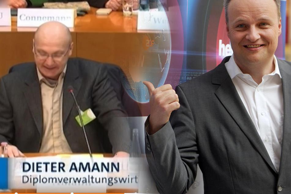 """Die """"heute-show""""-Redaktion übernahm den umstrittenen Ausschnitt vom ARD-""""Mittagsmagazin""""."""
