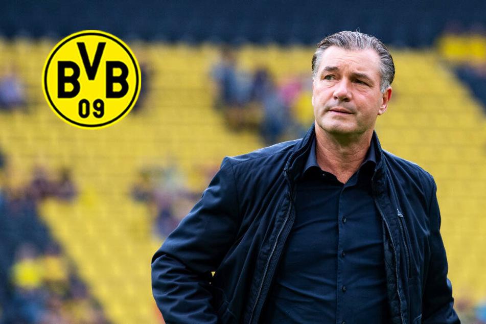 BVB-Stürmersuche: Das sagt Michael Zorc zum Thema