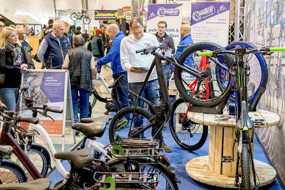 Auf den e-bike-days könnt Ihr Euch rund um das Thema Elektromobiliät informieren.