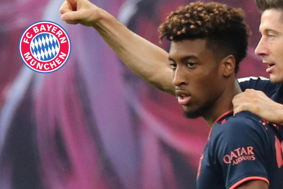 "Bayern-Star Kingsley Coman: ""Hauptsache weg vom Fußball"""