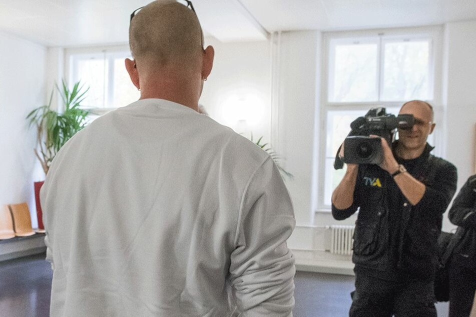 Carsten A. geht am 16. Oktober in den Gerichtssaal (Archivbild).