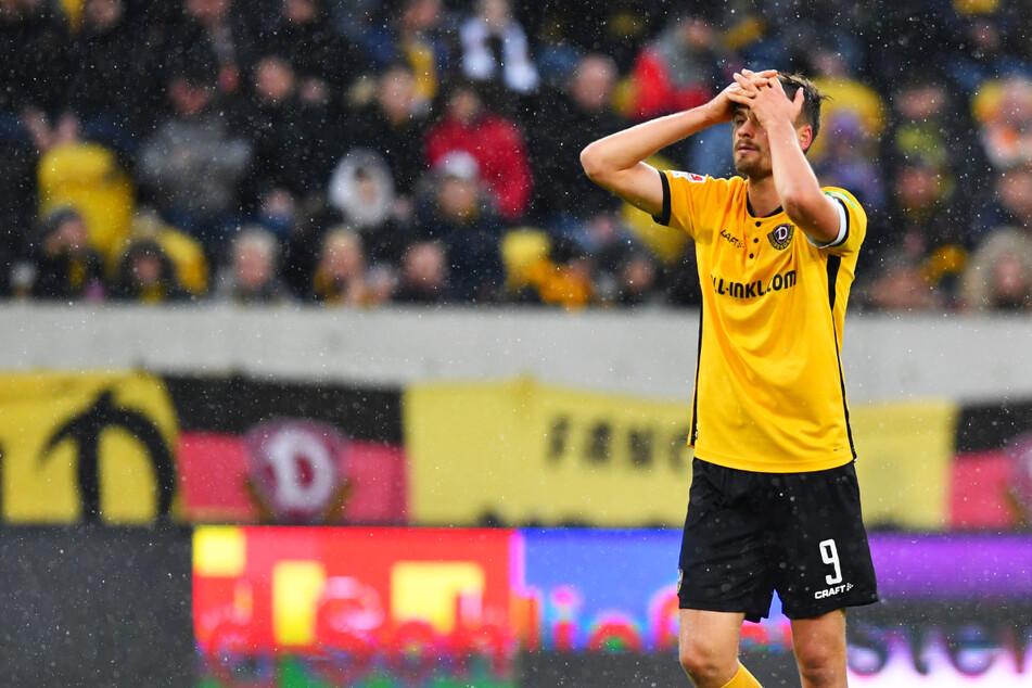 Ex-Dynamo-Star Lucas Röser (27) fällt mit schwerer Verletzung mehrere Monate aus.