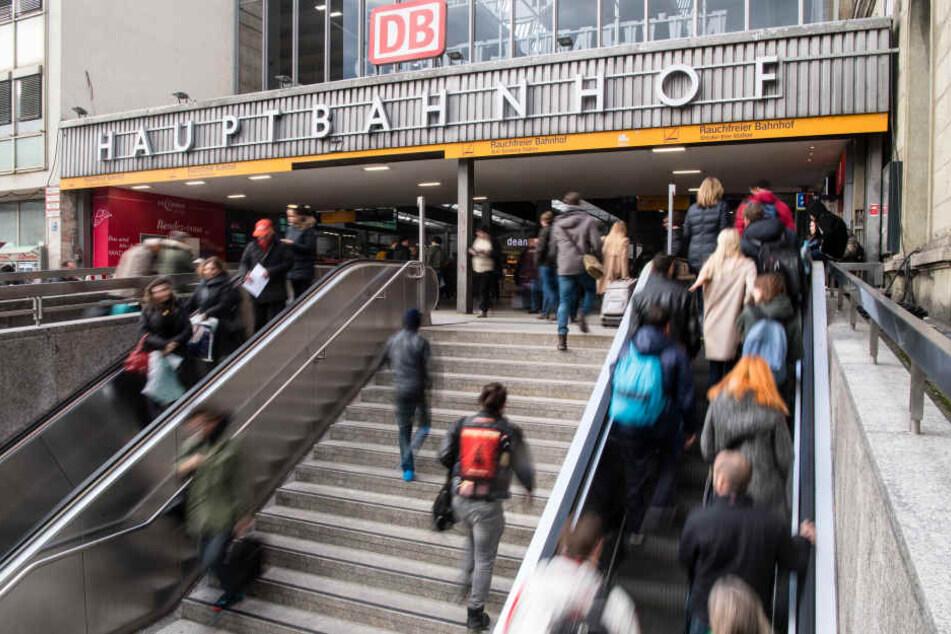 Am Münchner Hauptbahnhof passierte der Vorfall