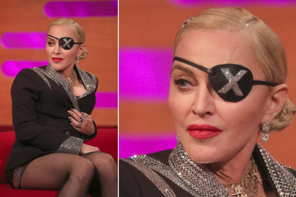 """Madonna ist derzeit mit ihrer """"Madame X World Tour"""" in Miami."""