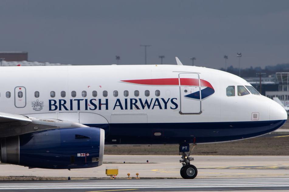 Dave Glieda freute sich auf seinen British-Airways-Flug, am Ende wurde es eklig für den Passagier.