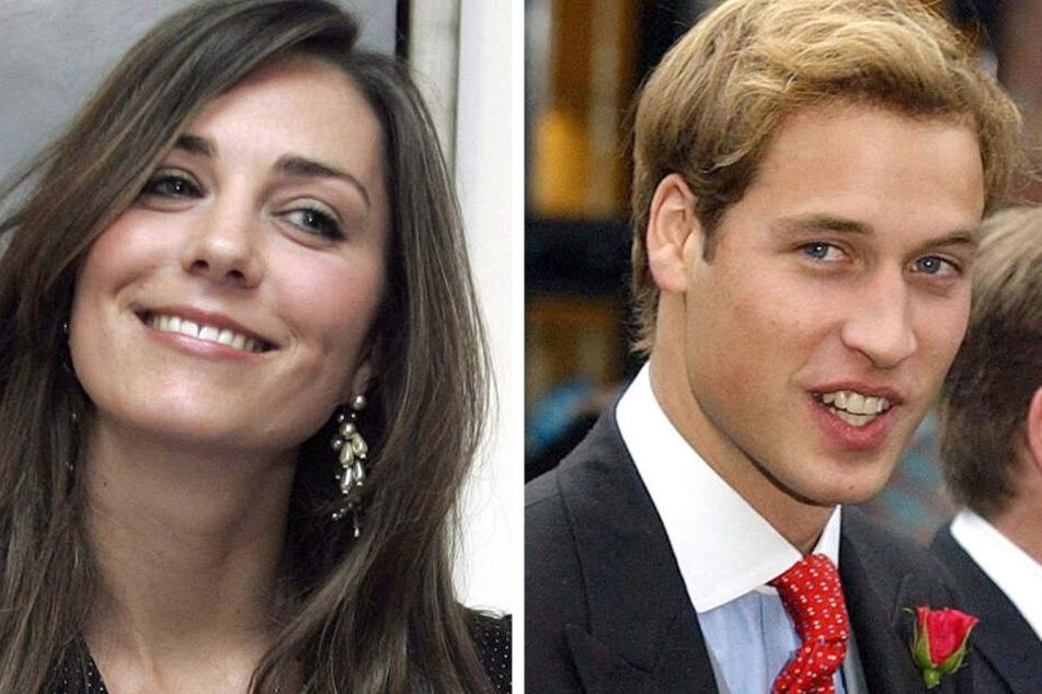 William und Kate: Der steinige Liebesweg unter den Augen der Weltöffentlichkeit.