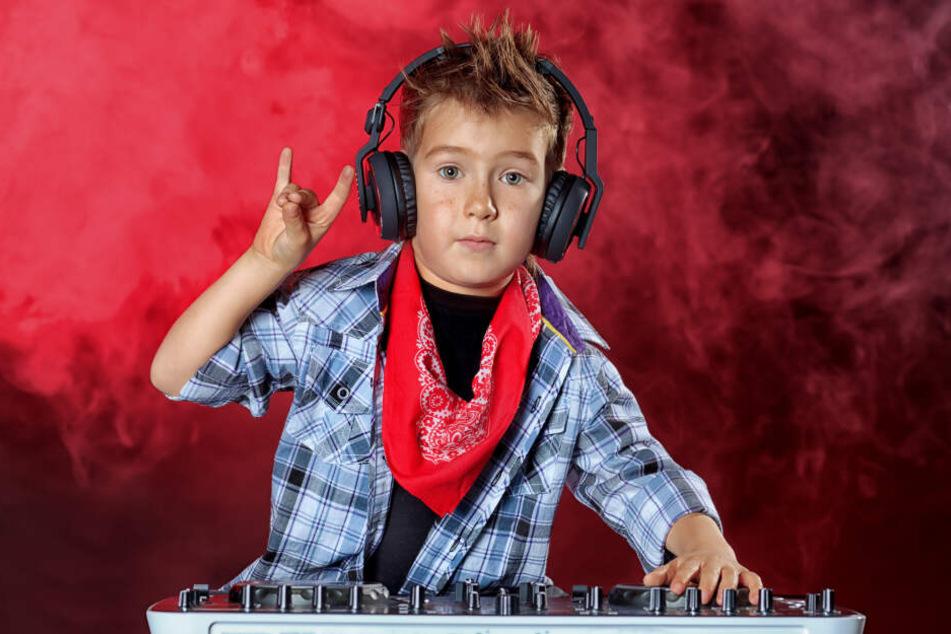 Die Chemnitzer Kinder-Uni macht Kids am 12. Januar zu kleinen DJs (Symbolbild).