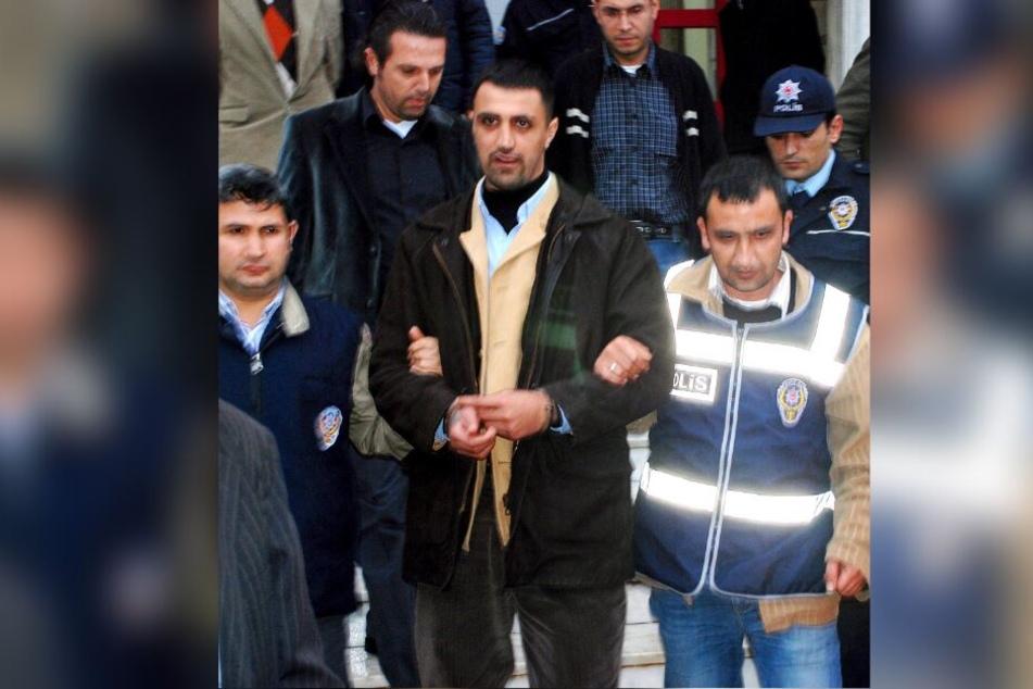 Ali K. wurde im Februar 2009 in der Türkei festgenommen.