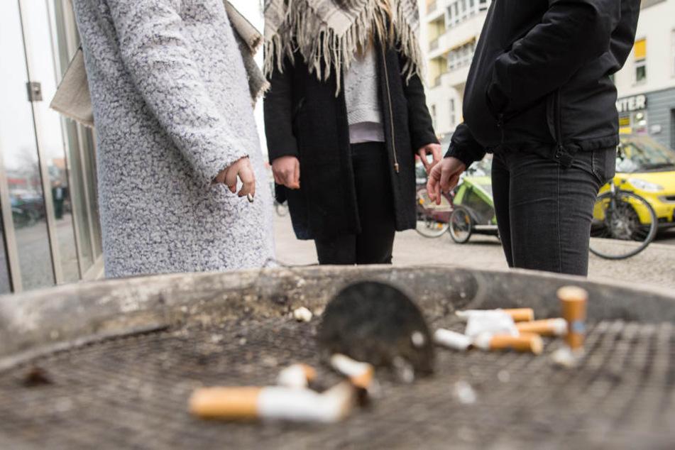 Firma belohnt Nichtraucher mit sechs Tagen extra Urlaub!