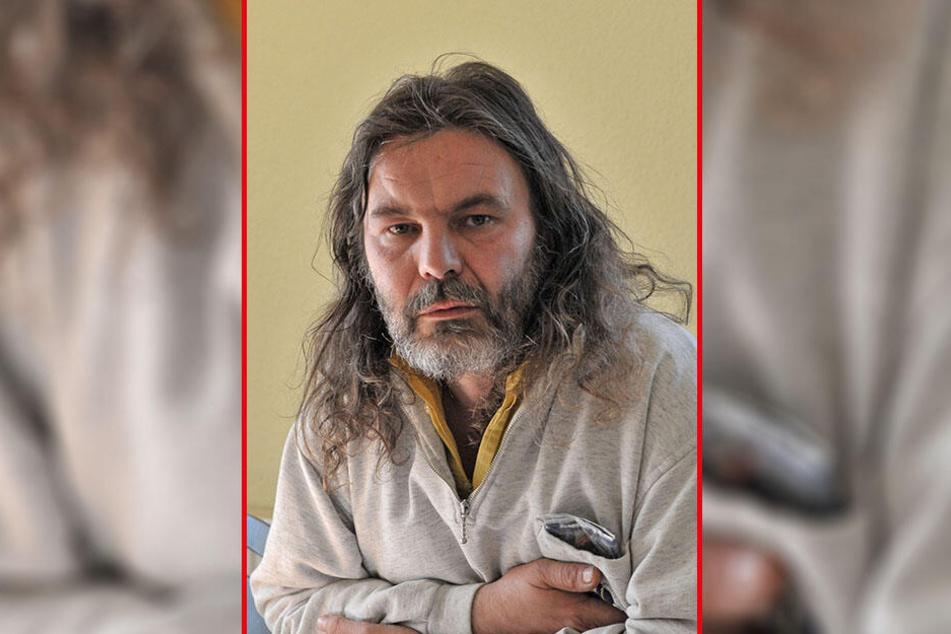 Reiner Amme (52) vom Bund für Umwelt und Naturschutz (BUND) kritisiert die Befestigungsmethode.