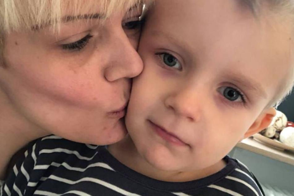 Um Hilfe für ihren Sohn Sammy zu erhalten, musste Mama Nadja Föber eine Menge Hürden auf sich nehmen.