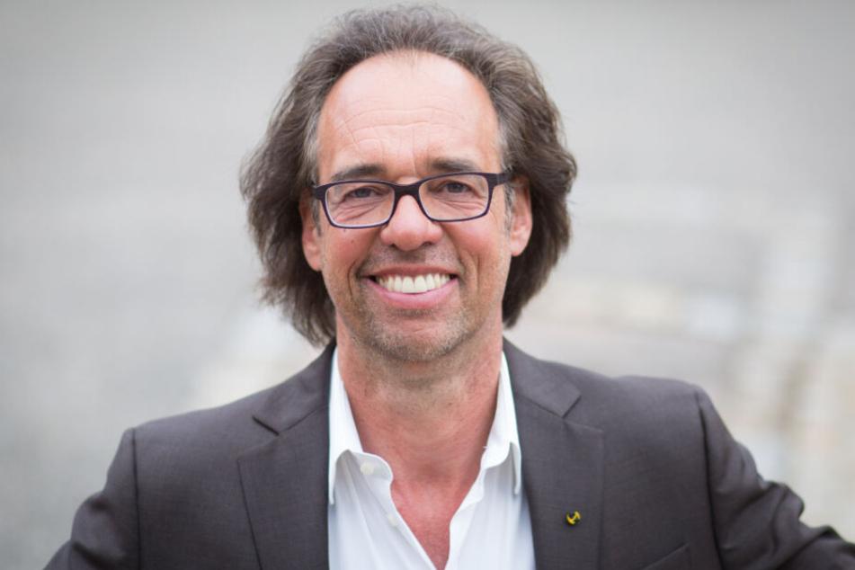 Kabrettist Christoph Sonntag.