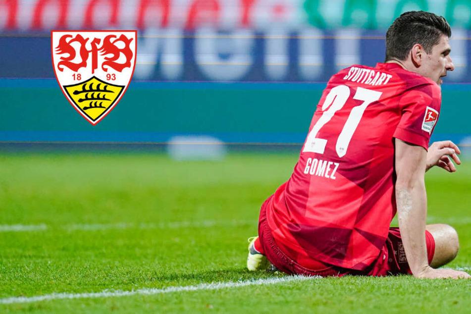 """VfB Stuttgart: """"Das ist so ein Bullshit!"""" Gomez frustriert über erneutes Abseits und Twitter lästert"""