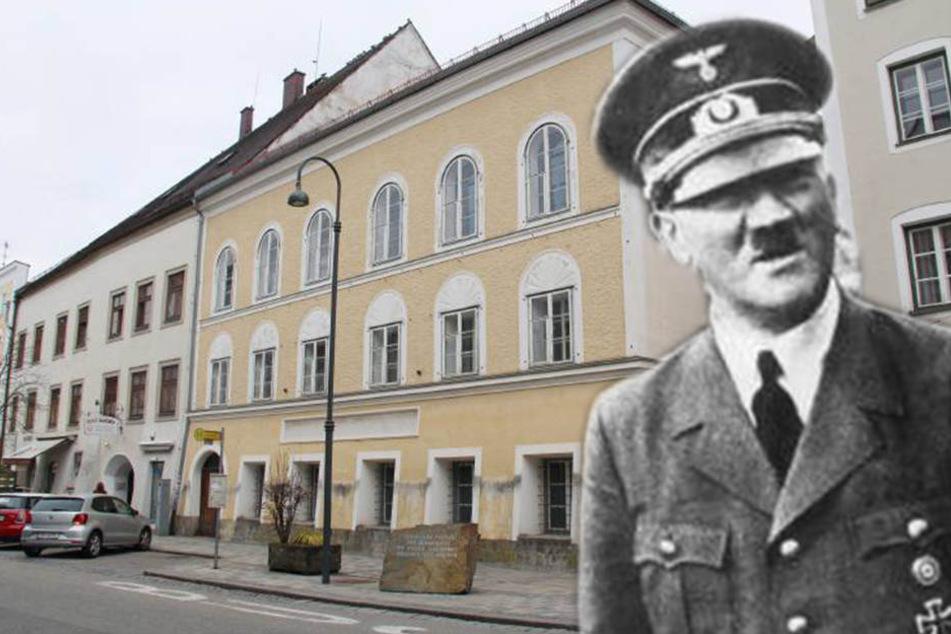 """Kein Witz! Polizei fahndet in Braunau nach """"Adolf Hitler"""""""