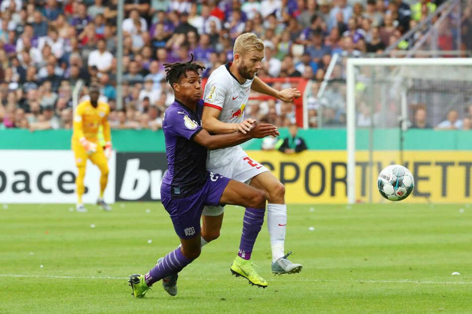 Am kommenden Samstag soll der Zweitligist VfL Osnabrück für ein Testspiel nach Leipzig reisen. Im DFB-Pokal gewannen die Bullen in Osnabrück 3:2.