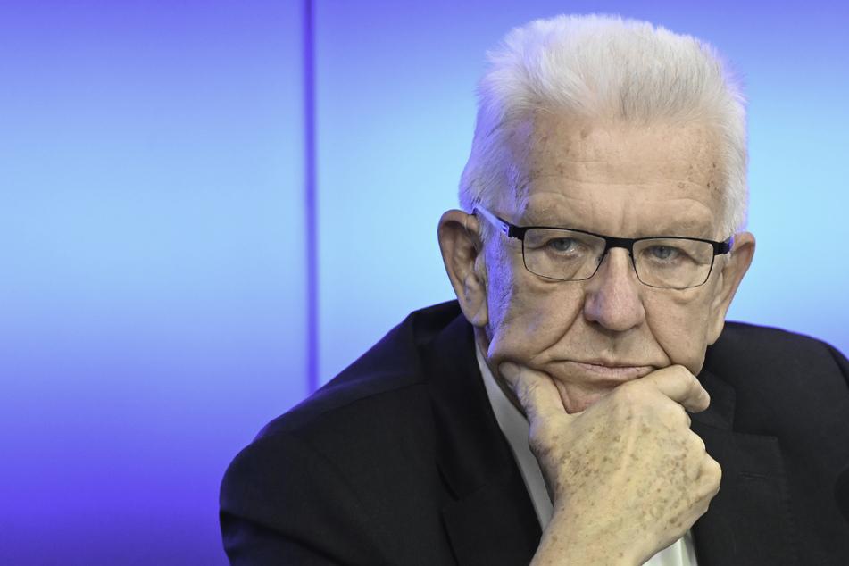 Baden-Württembergs Ministerpräsident Winfried Kretschmann (73, Grüne) hatte das Bildungsministerium auf Bundesebene infrage gestellt.