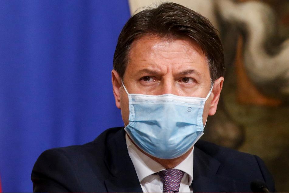 Giuseppe Conte (66), Premierminister von Italien.