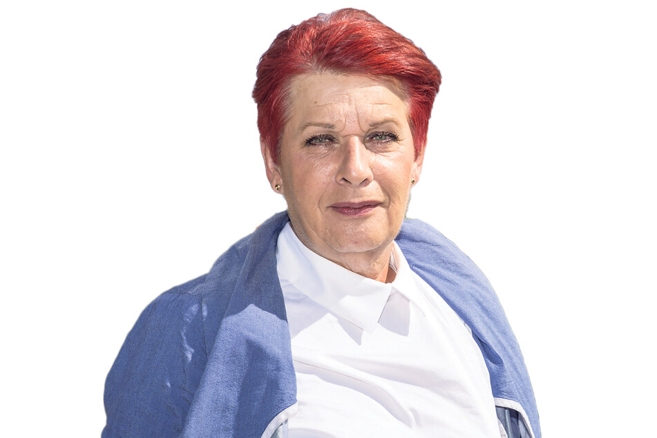 Gewerkschafts-Chefin Uschi Kruse (63).