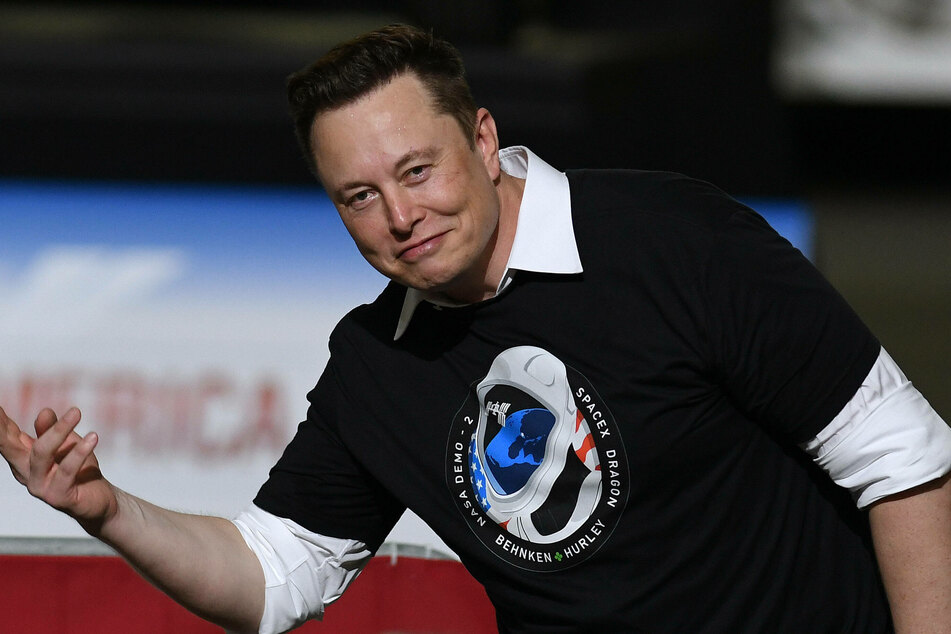 Elon Musk (49) has blamed Facebook for being partially responsible for the riots in Washington, DC.