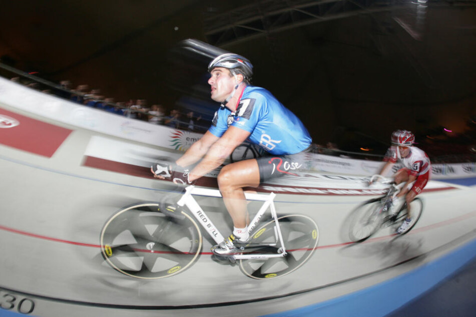 Andreas Kappes (52†) feierte zahlreiche Siege bei Sechstagerennen (Archivbild).