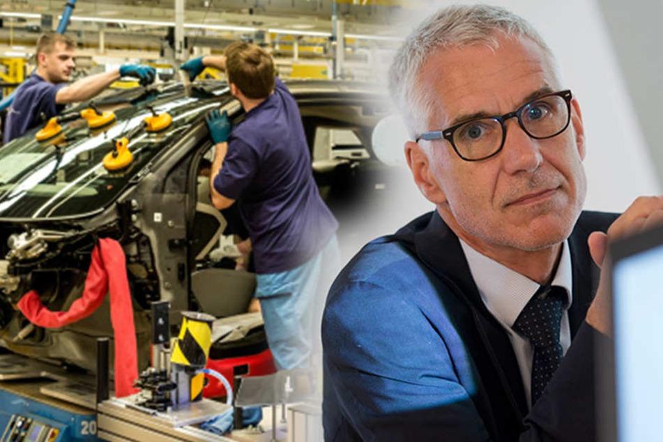 Digitalisierung bedroht tausende Arbeitsplätze in Sachsen