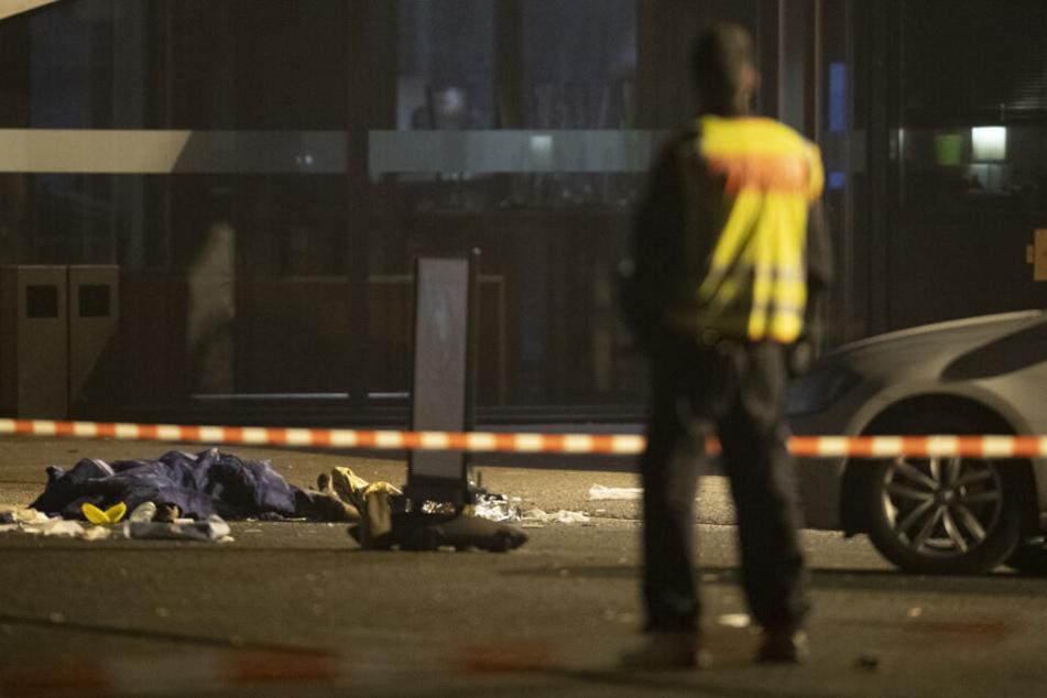 Am Berliner Tempodrom hat es am vergangenen Freitag eine tödliche Schießerei gegeben.