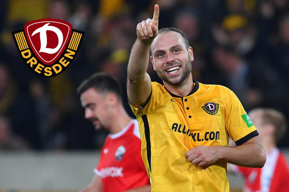 Benatelli verlässt Dynamo und wechselt zum Konkurrenten nach Hamburg