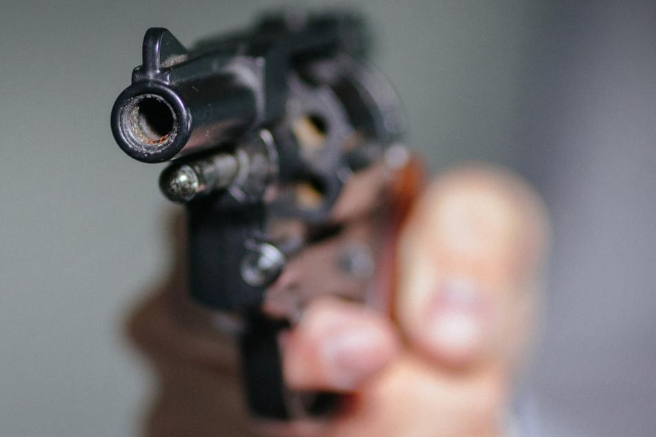 22-Jähriger schießt mit Schreckschusspistole um sich