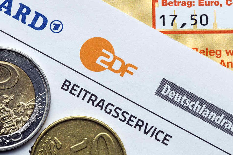 Der monatliche Beitragsservice beläuft sich auf 17,50 Euro pro Wohnung.