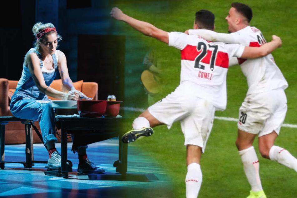 Neues Ghost-Musical, Schlemmer-Brunch oder VfB: Sonntags-Tipps