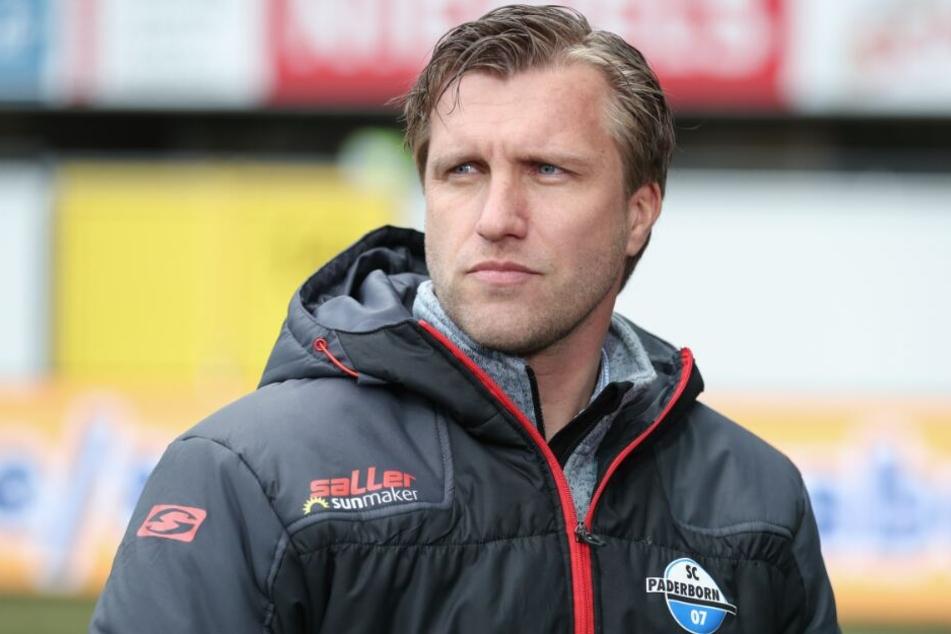 SCP-Manager Markus Krösche bestätigte, dass Lukas Boeder nach Saisonende gehen muss.