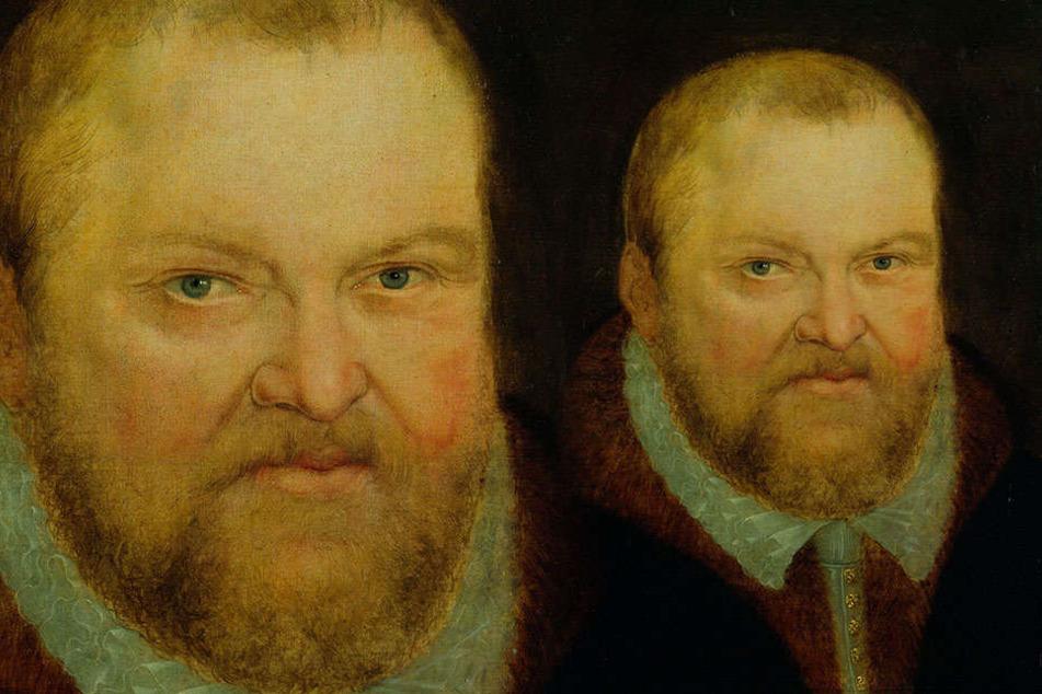 Kurfürst August von Sachsen (1526-1586): Unter seiner Herrschaft entstand der Festungsabschnitt, der nun freigelegt wurde.