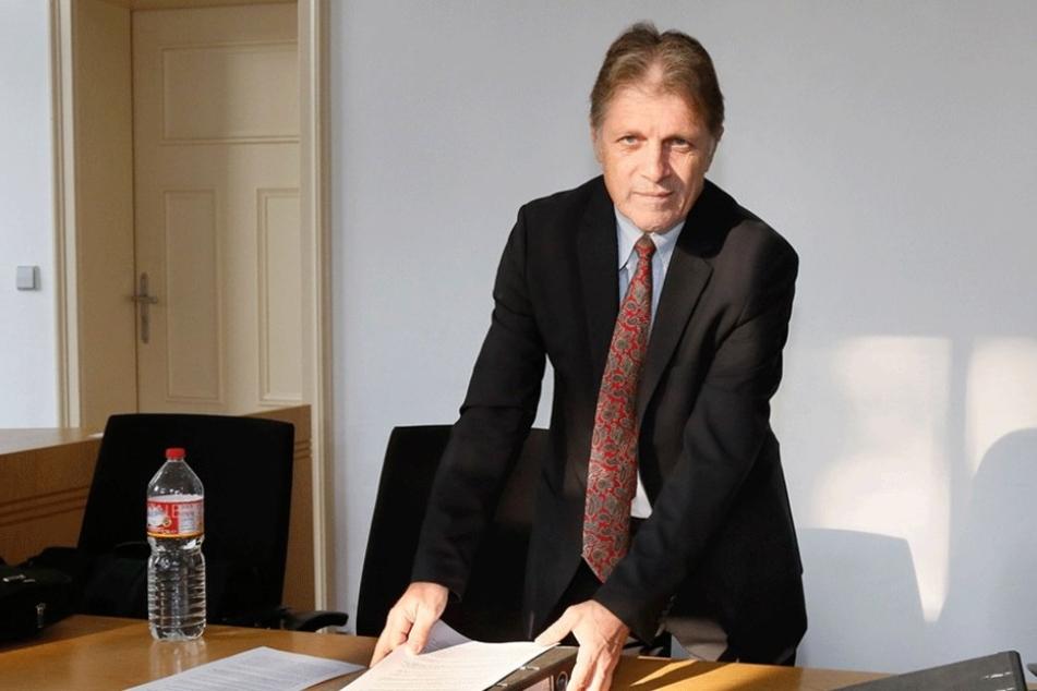 Der Ex-Geschäftsführer von MZ, Martin Wimmer (59).