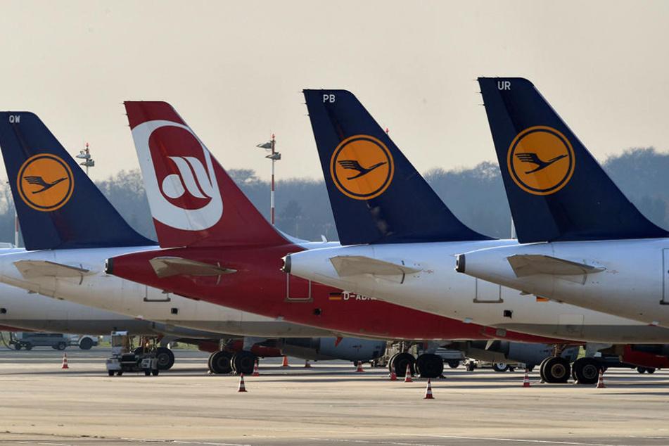 Der Großteil der Stewardessen und Piloten wird wahrscheinlich bei der Lufthansa unterkommen.